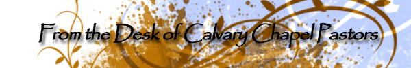 Calvary Pastors