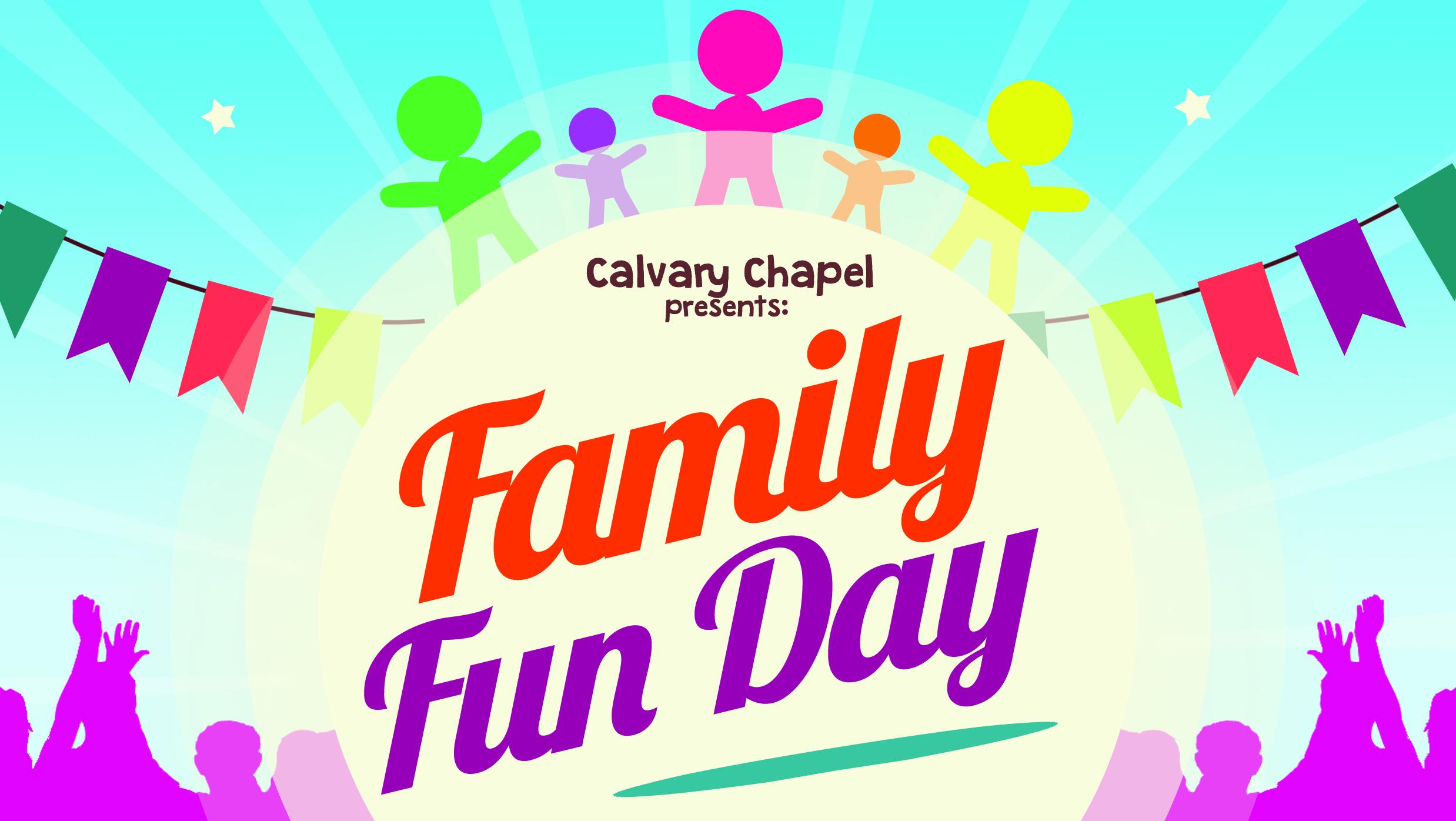 Family Fun Day Calvary Southampton