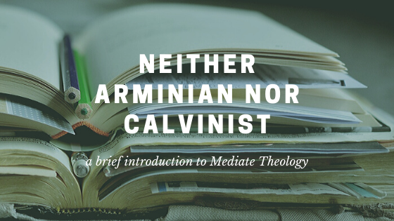 Neither Arminian nor Calvinist