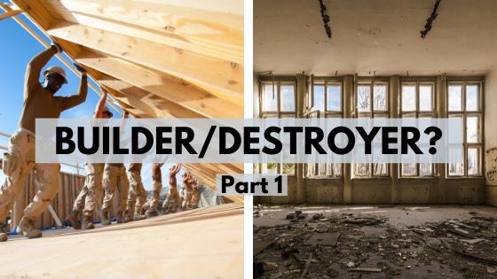 Builder_destroyer