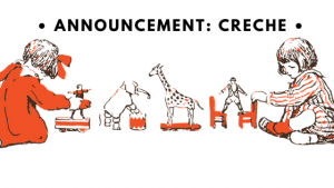 ANNOUNCEMENT_ CRECHE •