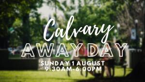 Calvary Away Day